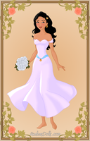 Lani, wedding dress by taytay20903040