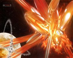 EN TENSE (3.0) SPACE WALLPAPER by SystemOverload