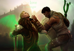 Our Love is stronger than your hate by DorianPavus