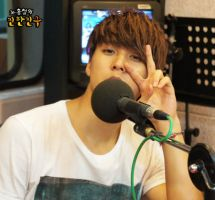 DongWoon: ChinChin Radio by waterbirdART
