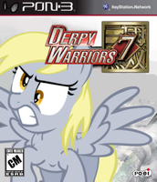 Derpy Warriors 7 by nickyv917