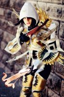 Demon Hunter - Diablo 3 by Kotori-Cosplay