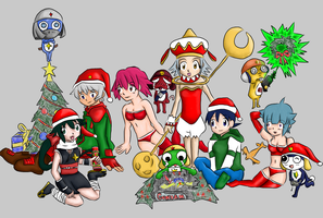 Sgt Frog Christmas by Deathirst