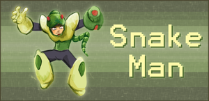 Snake Man by soulrailer