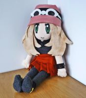 Pokemon X and Y Female Trainer Plush by Nikicus