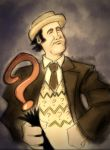 7th Doctor by SilverPantherStudios