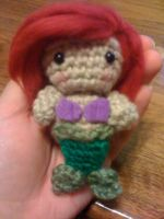 Disney's The Little Mermaid Princess Ariel by Spudsstitches