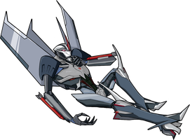 Prime Starscream by Megalorvi