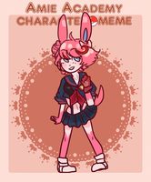 A-A Character meme by hanecco