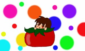 Tomatoes~ by Wolfie111496