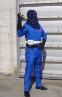 Cobra Commander with Hood 2 by FraterSINISTER