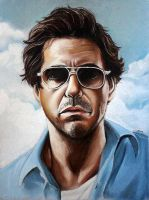 PETER HIGHMAN-RDJ by Chicken-Priestess