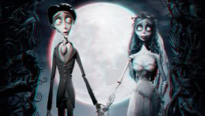 Corpse Bride 3-D conversion by MVRamsey