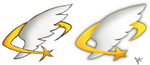 BC's Angels - Logo Attempt by Zephyr-Aryn