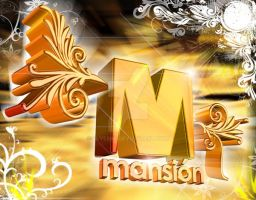 Mansion en 3D Oro by Flyer86