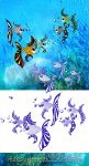 fishes underneath.......... by lovelycristina
