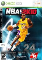 NBA 2k10 by Cuca24