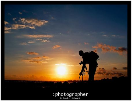 Photographer. by rendra-hehuwat