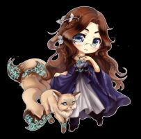 Chibi from Syncadia by Heliossa