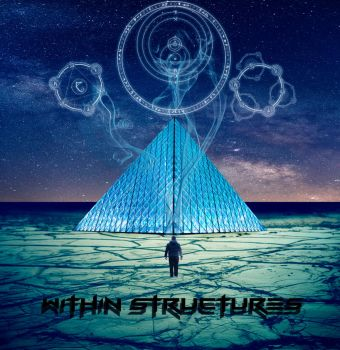 Within structures album art by Architect-Studios
