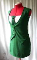 Green Hornet costume by smarmy-clothes