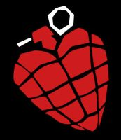 American Idiot Heart Grenade by ghostboy11