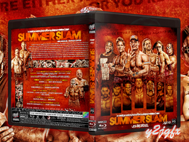 Summer Slam 2010 Custom Cover by Y2JGFX