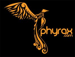 Phyrax Logo v1.5 by PhyraxDesigns