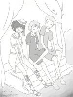 splish sploosh by gloryb-o-x