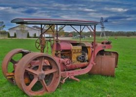 IH Steamroller by Steammechanic