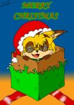 Merry Christmas 2014 by EUAN-THE-ECHIDHOG