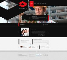 WebSite - Rossate - index by gbwebdesigner