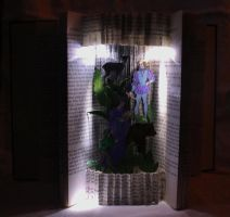 Fairy Tale Book Alteration with lights by wetcanvas