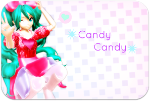 Candy Candy by Crystallyna