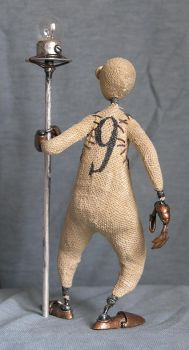 Figure-doll from an animation. by RostMironov