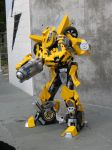 OH YEAH BUMBLEBEE by Waddle-Penguin