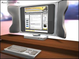 Aech Extreme Future PC by Annhiliation