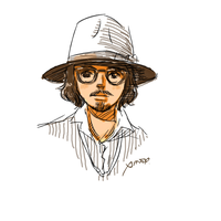 Johnny Sketch by amoykid