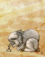 Deformed Rabbit by FreeD00m