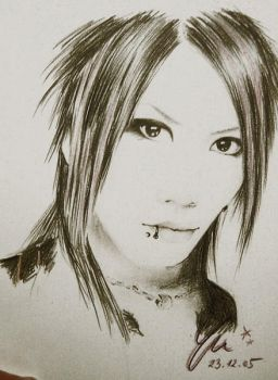 Aoi -Gazette- by yu-chan88