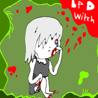 l4d witch by monthgirl