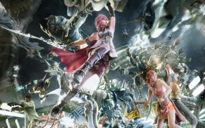 Final Fantasy XIII - W4 by Fbk-201
