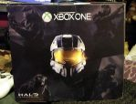 XBox One Halo Edition I Just Bought by HectorDefendi-Light
