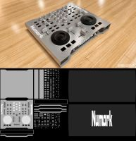 numark omni control project 2 by 3DEricDesign