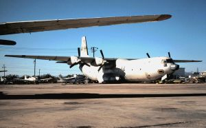 C-133B at Tucson by F16CrewChief