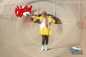 Athena Cykes Cosplay- Ace Attorney Dual Destinied by Antonia96