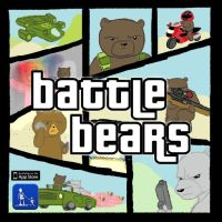 Battle Bears - The Poster by LeafyguyDS