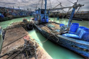 fishing village-2 by SAMLIM