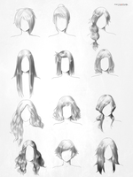 Hairstyles by Marina-Shads