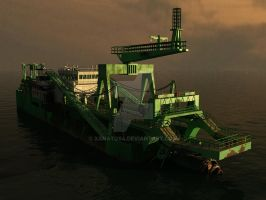 Vlaanderen Dredge 2 by Xanatos4
